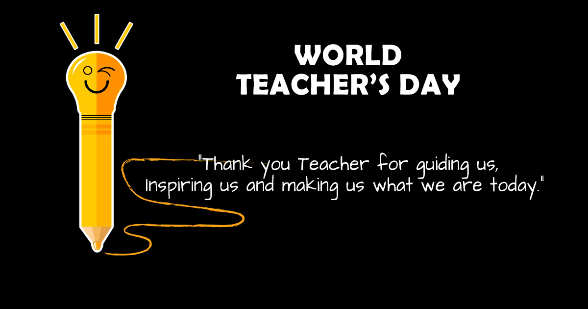 world teachers day essay writing Teacher's day is a special day dedicated to all teachers, celebrates every year on 5th of september to honor the teachers and appreciate their special contributions towards education we have provided various essay on teacher's day to help your kids and children in the essay writing competition.