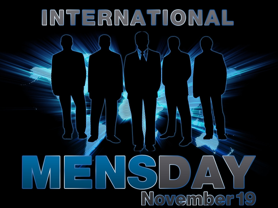 international men's day - 950×713