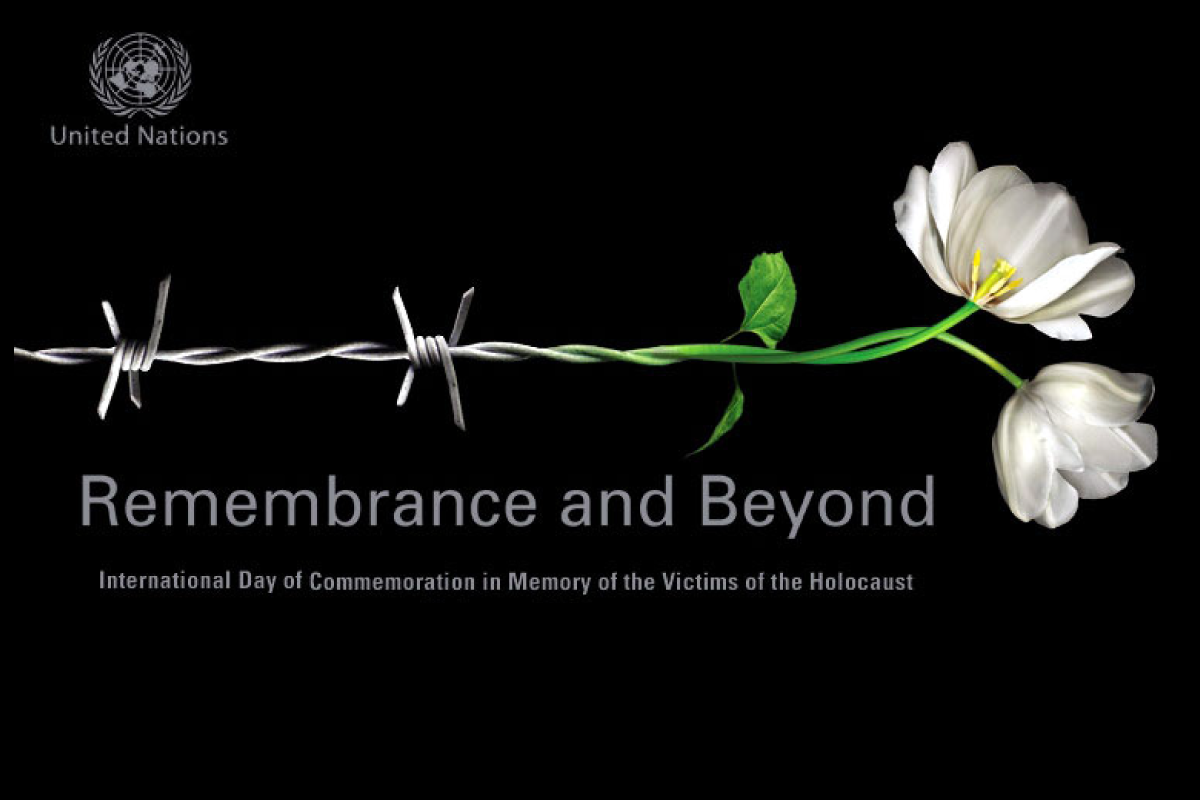 when is holocaust remembrance day 2020