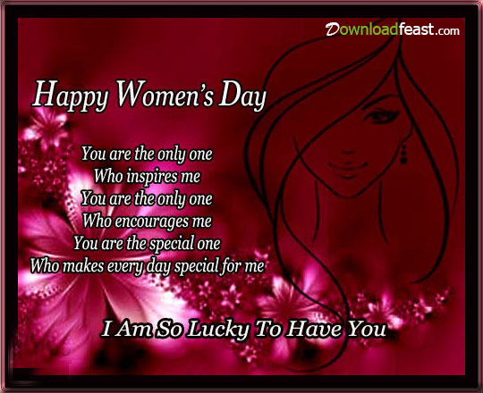 190 Best Womens Day 2019 Greeting Picture Ideas