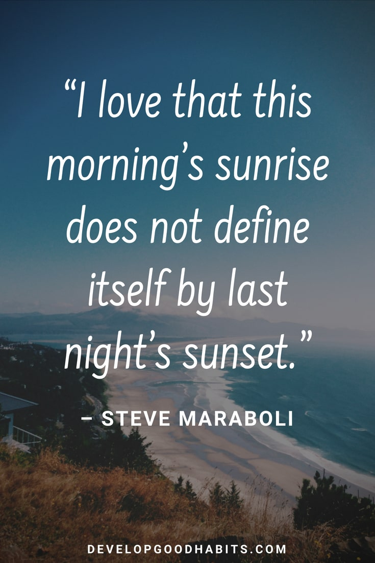 35 Best Morning Quotes And Sayings