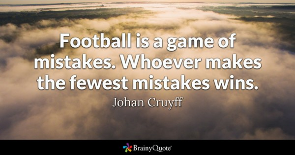 130 Best Football Quotes And Sayings