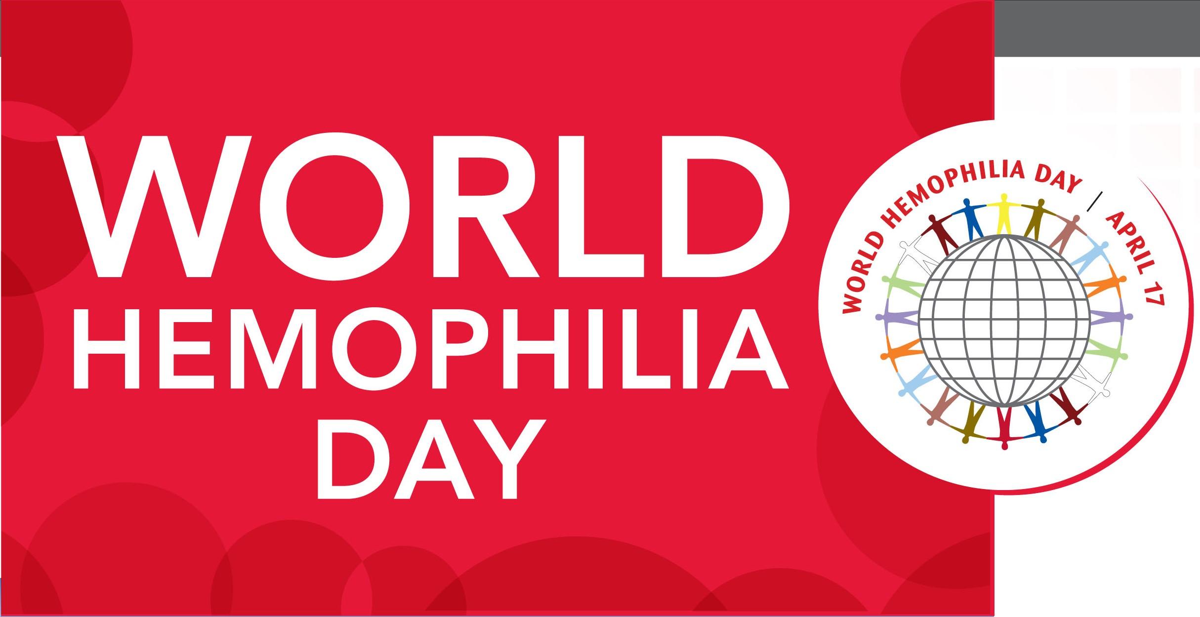 17-ти април, Светски ден на Хемофилија