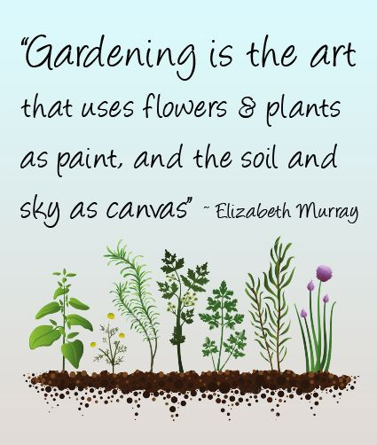 85+ Inspirational Gardening Quotes And Sayings