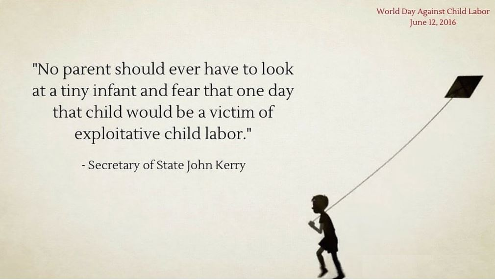 Quote For Child Labor: 105 Most Inspirational Labor Quotes