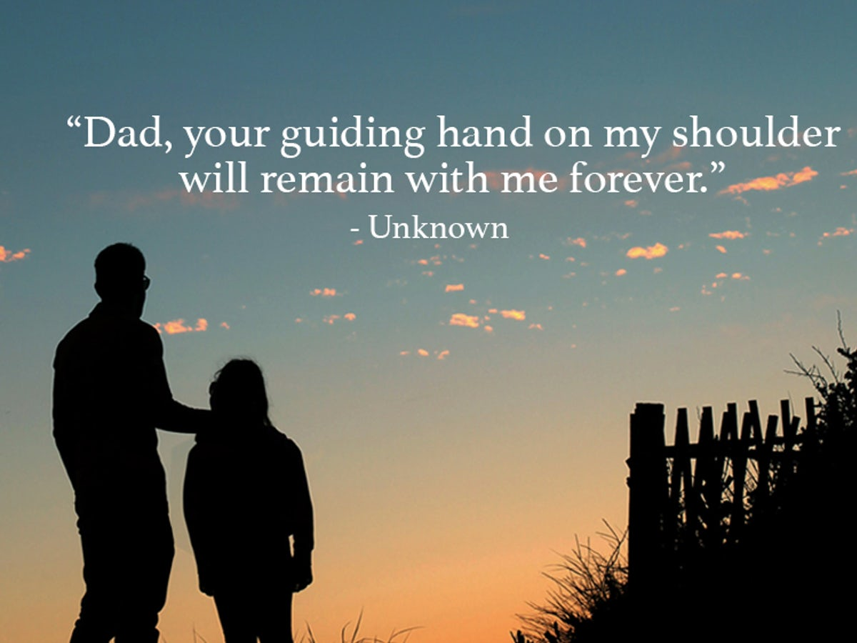 105+ Most Beautiful Father\'s Quotes And Sayings