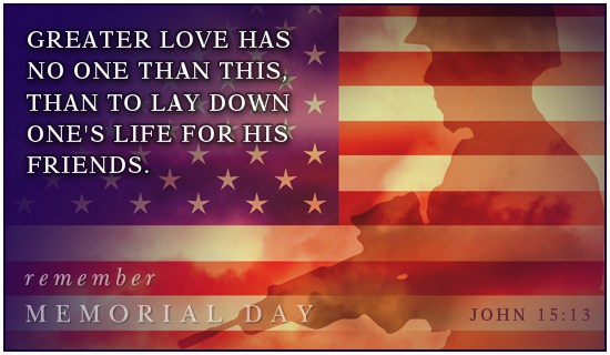 80 Best Collection Of Memorial Day Quotes And Sayings