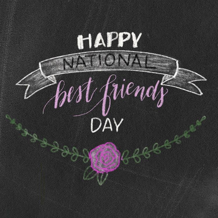 Is Today National Best Friends Day 2019 30+ Happy Best Friends Day 2019 Wish Pictures