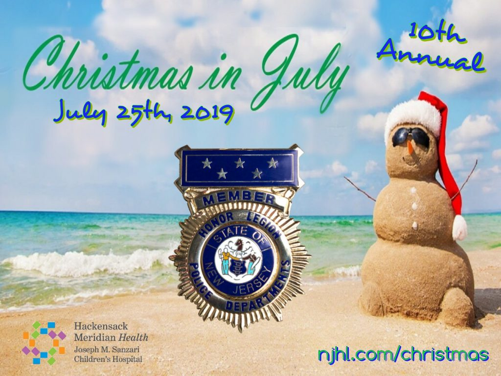 Christmas In July 2019 Images.Christmas In July 2019