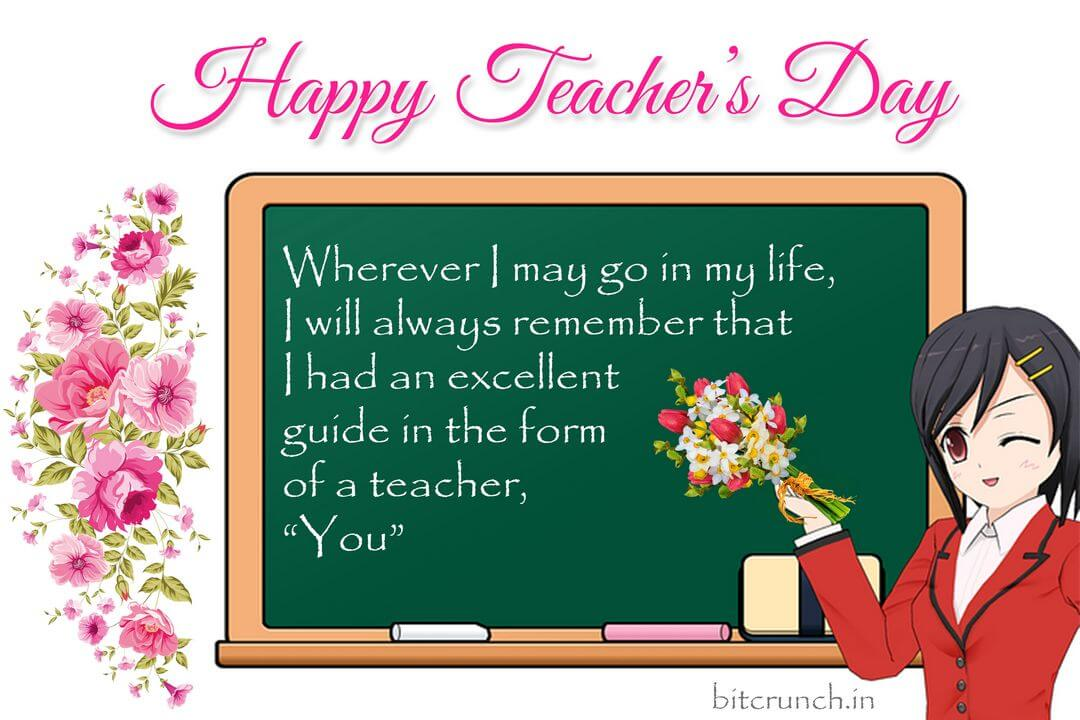 75+ Best Happy Teacher's Day Wish Pictures and Messages
