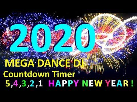 2020 Happy New Year Countdown
