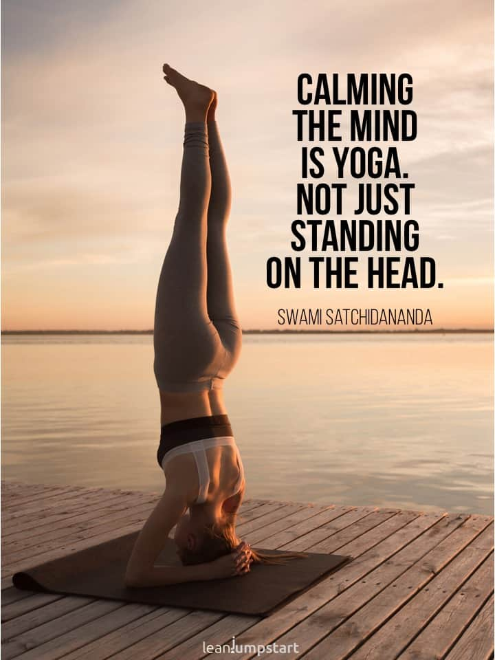 105 Most Beautiful Yoga Quotes For Inspiration